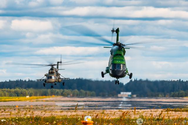 ВВС Венгрии отказались от Ми-8