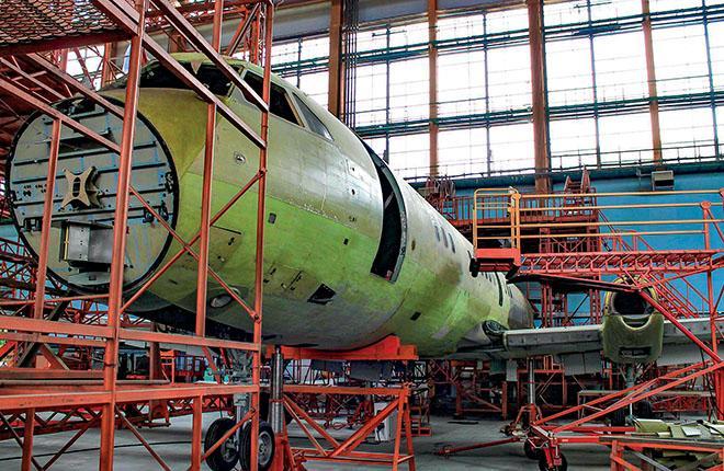 Ил-114-300 должен подняться в воздух до 31 мая 2019 года