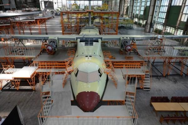 Прототип Ил-112 успешно прошел цикл наземных испытаний в ЦАГИ имени Жуковского