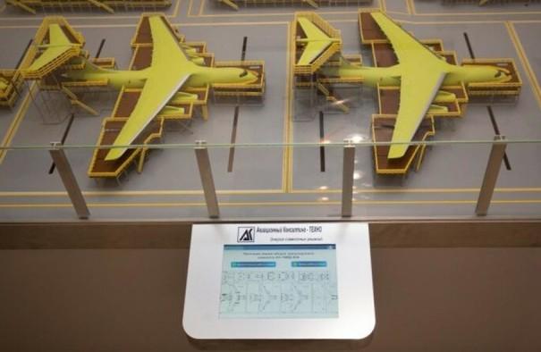 Уже летом в Ульяновске с помощью автоматизированной линии будут выпускать Ил-476
