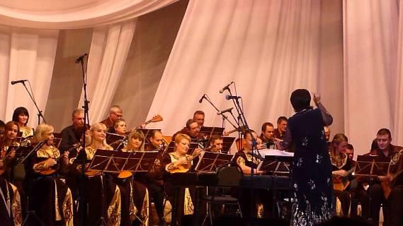 Волжский русский народный оркестр представит новогоднюю программу