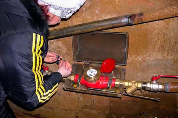 Как поставить общедомовой счетчик на горячую воду ахнул