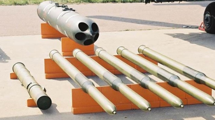 Минобороны закупит авиаракеты С-13ДФ почти на два миллиарда рублей