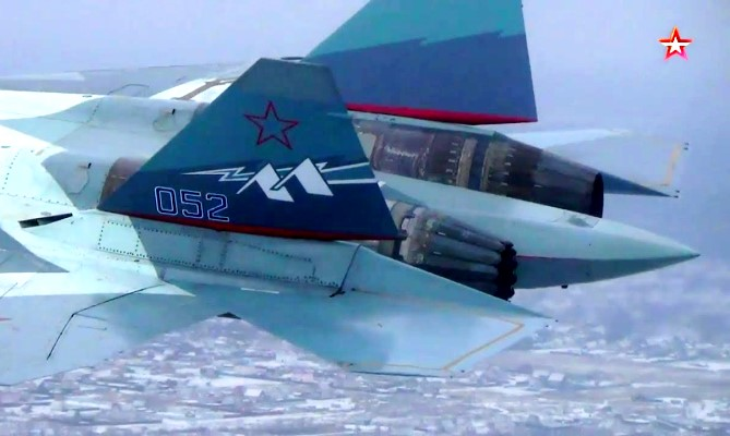 В ходе опытно-конструкторских работ было собрано 30 двигателей АЛ-41Ф-1 для летных испытаний самолета Су-57