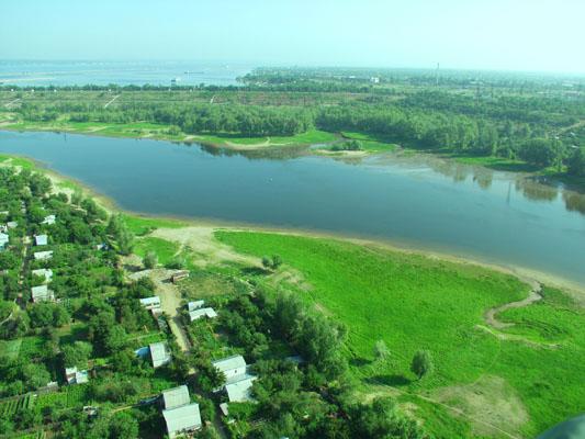 В Волжском состоялась презентация проекта «Благоустройство озера Круглое» — автор идеи волжанин Сергей Бекецкий
