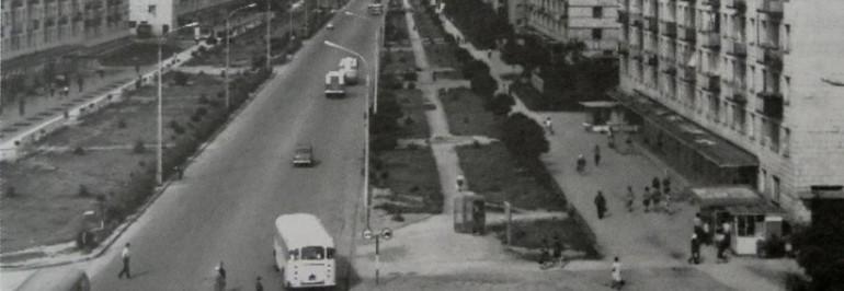В Волжском рассматривается вариант реконструкции пешеходной зоны улицы Энгельса от площади Ленина до улицы Химиков