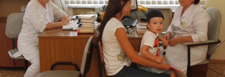Детская поликлиника номер 2 Волжского в десятке рейтинга Минздрава РФ