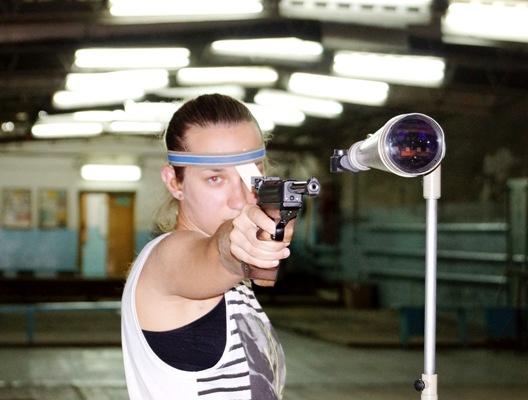 Наша землячка — чемпионка РФ по пулевой стрельбе среди инвалидов по слуху
