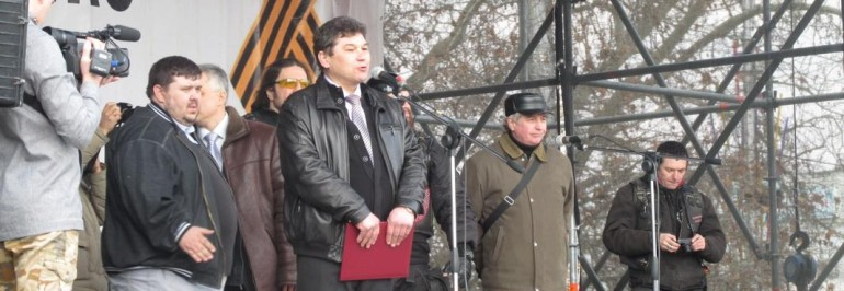 «Сталинград — Севастополю». В город прибыла помощь из Волгограда