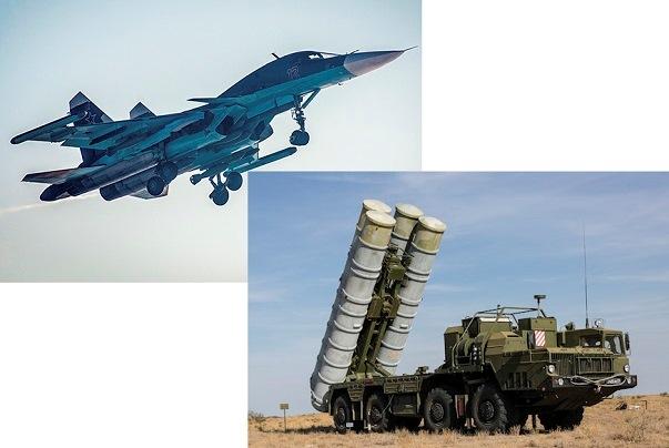 «Фаворит» испытали при помощи фронтовых Су-34