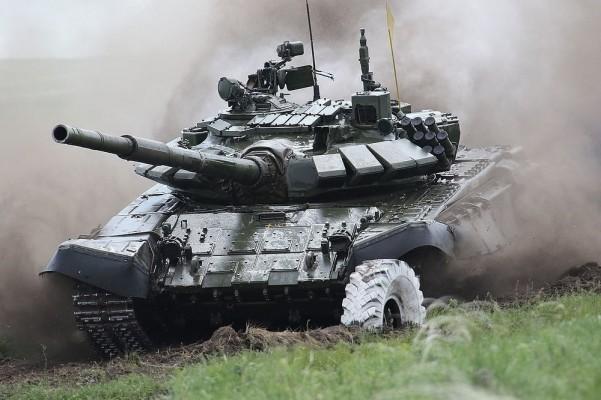 Серийные образцы танков с комплексом активной защиты от БПЛА появятся в ближайшее время
