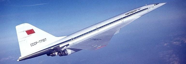 Открытие памятника Ту-144 в Жуковском планируется в августе