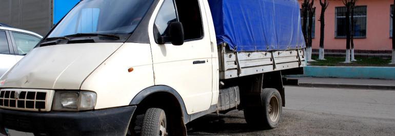 В Волжском водитель ГАЗели умер за рулем