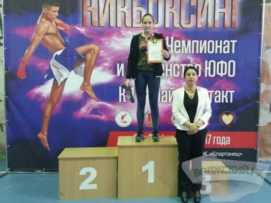 Волжские кикбоксеры поедут на чемпионат России