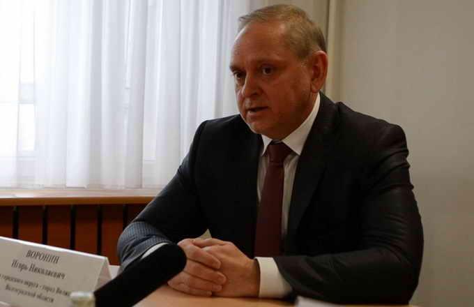 Глава Волжского Воронин оштрафован на 15 тысяч рублей за нарушение антимонопольного законодательства